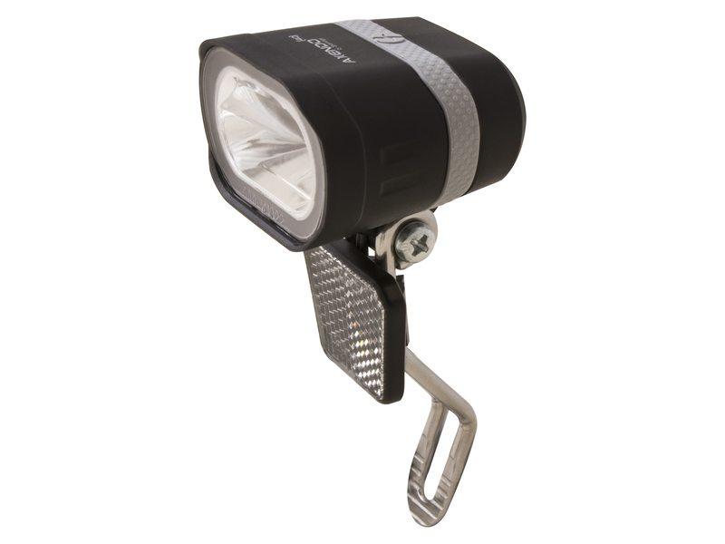 SPANNINGA LED koplamp Axendo XDAS Presentatieverpakking, met Duits keurmerk Met