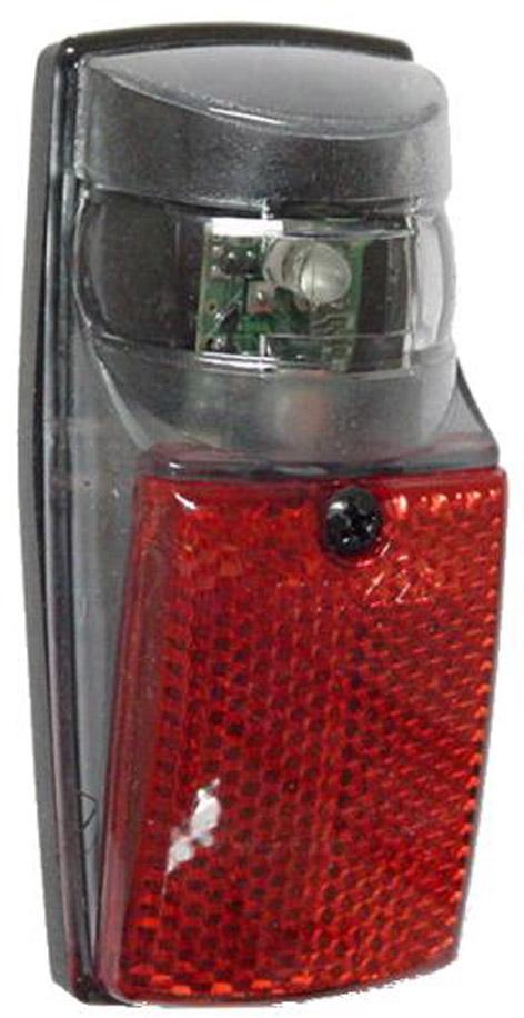 Spanninga Spatbordachterlicht SPXs Led + standlicht - dynamo