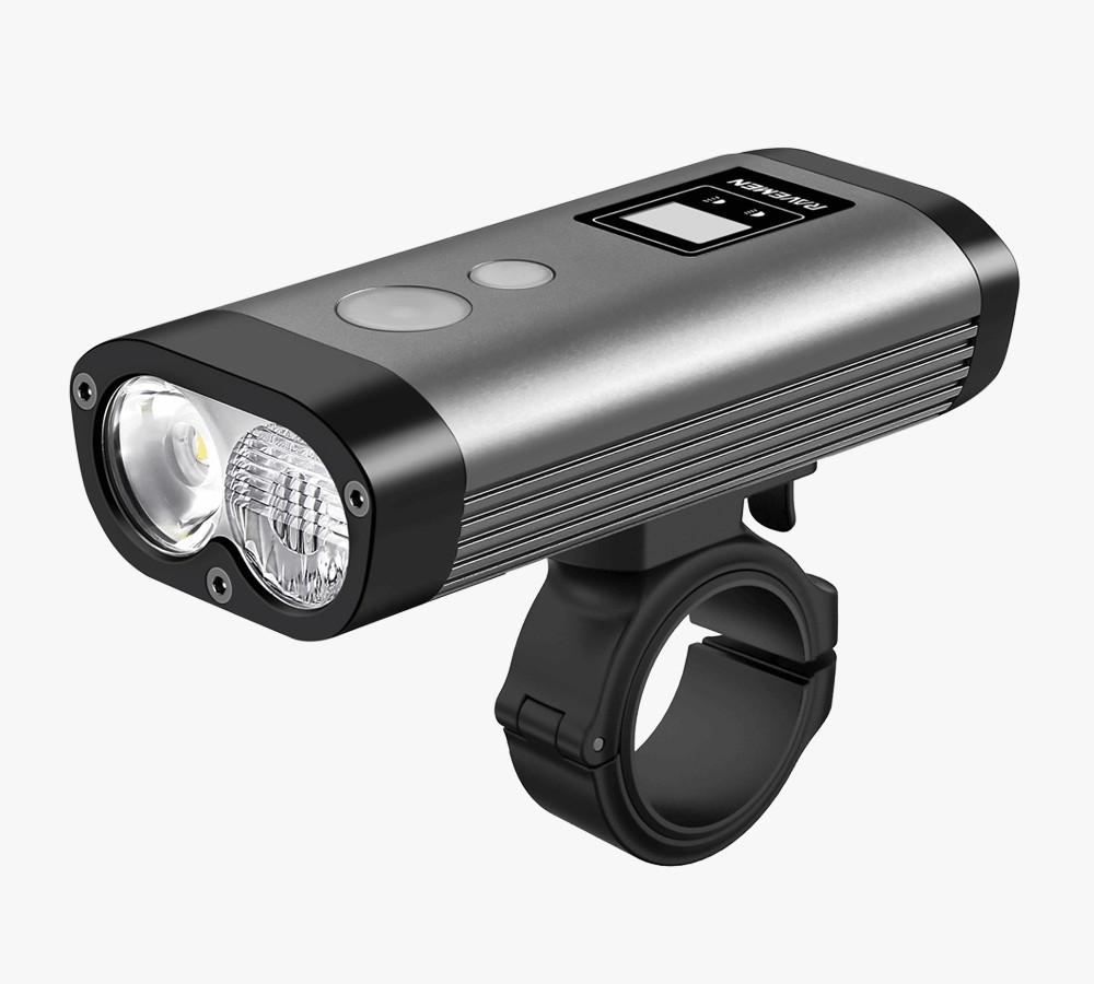 Ravemen PR1200 lumen koplamp