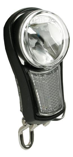Busch & müller BUSCH & MÜLLER LED koplamp Lumotec IQ Fly E Presentatieverpakking, 40lux,