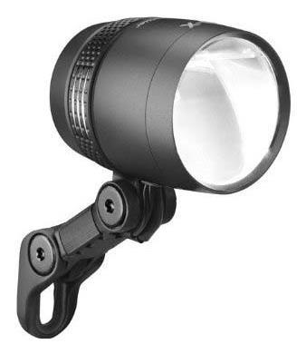 Busch & müller BUSCH & MÜLLER LED koplamp Lumotec IQ-X 100lux, met overdag fietslicht, met