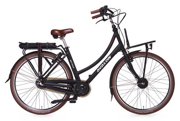 Cycletech E-CARGO, Mat Zwart