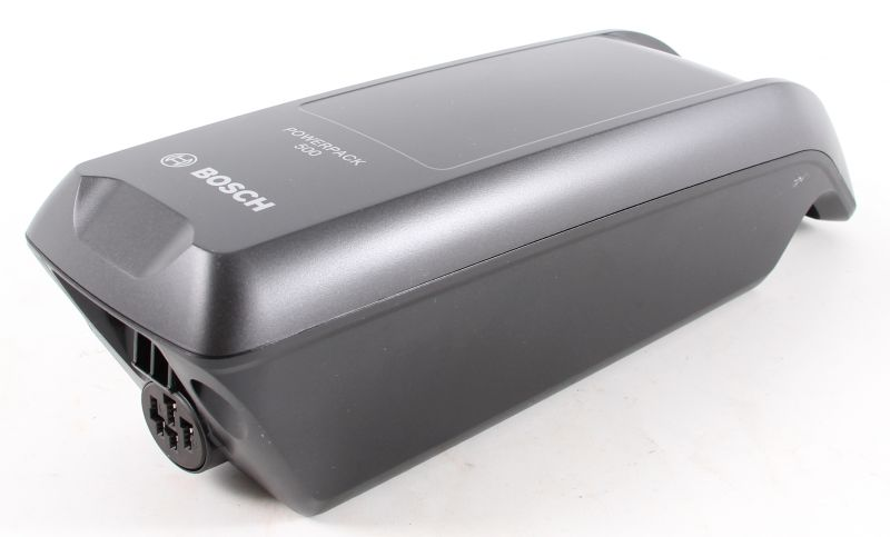 BOSCH accu voor frame Performance Line 500 Wh, voor alle Bosch systemen vanaf Gen.2,