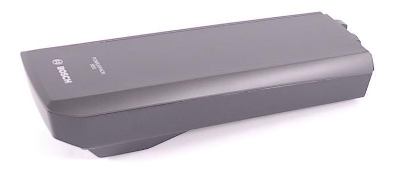 Bosch PowerPack 500 Rack, antraciet, 500 Wh, incl. passende doos voor gevaarlijke goederen