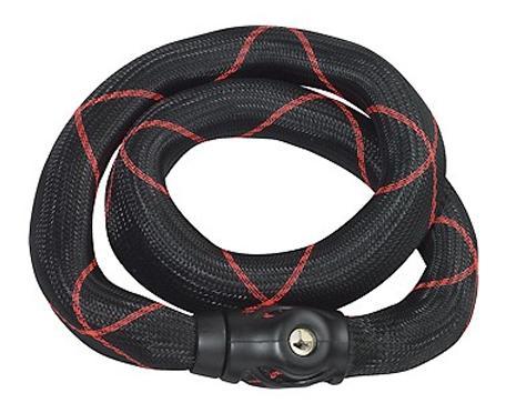 ABUS Ivy 110 black 10 mm/110 cm, zwart