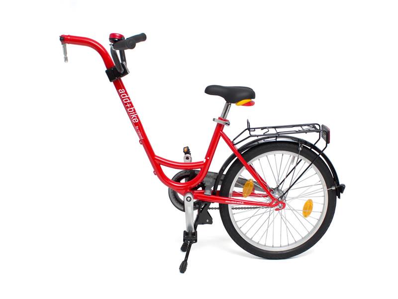 ROLAND Trailer Add+Bike Eco 20, ohne Gangschaltung, Stahlrahmen, Freilaufnabe ohne