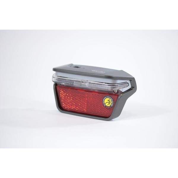 Spanninga Dragerachterlicht Brasa E-bike 6-12 Volt (80 mm