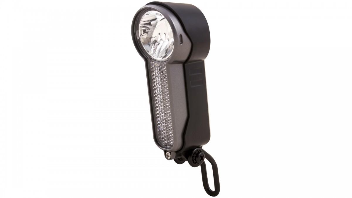 SPANNINGA LED koplamp X&O XB Presentatieverpakking, batterijvoeding, 25lux, met