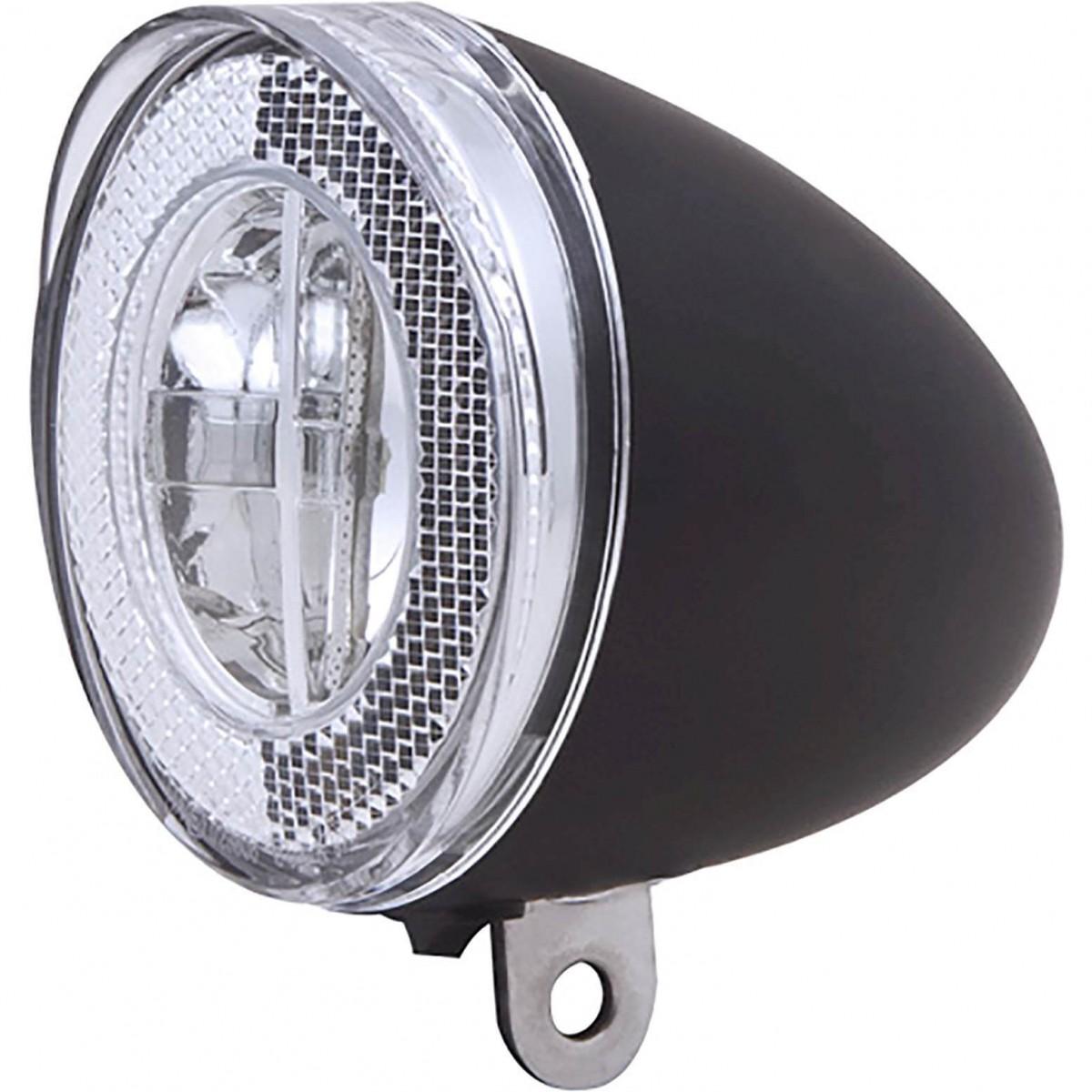 Spanninga Koplamp Swingo XB LED met reflector incl.