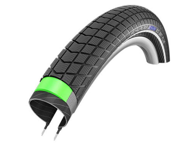 SCHWALBE Reifen Big Ben Plus Performance Line HS439, 67EPI, Draht, GreenGuard,