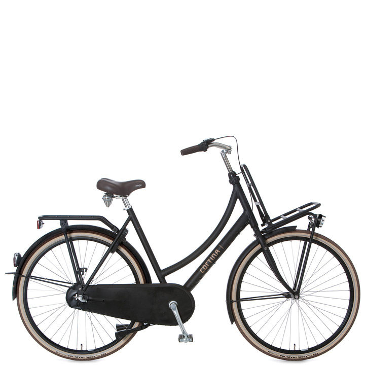 Cortina Transport, Jet Black Matt